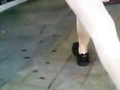 Alicia na rua