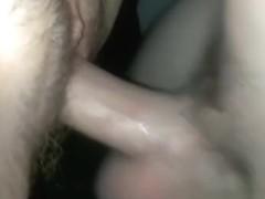 Fuckin her pleasing little twat