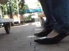 Public Foot Cam Vll