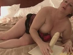 Fabulous pornstar Misti Love in Amazing Masturbation, Redhead sex clip