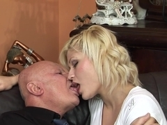 Incredible pornstar Kitty Rich in Fabulous Blonde, Hardcore adult scene