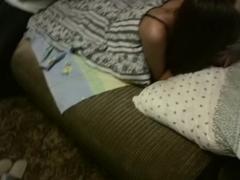 Dasi West in cute bitch fucks hard in an amateur sex movie
