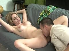 Best pornstar Kora Cummings in incredible creampie, cumshots porn clip