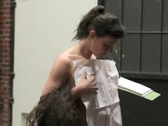 Naked on Stage NoS 34 Maryanna Lachman Snake Talk
