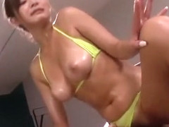 Fabulous Japanese slut Haruki Sato in Hottest Panties, Dildos/Toys JAV scene