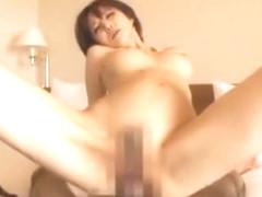 Exotic Japanese model Ai Sayama, Julia, Harumi Asano in Horny POV JAV scene