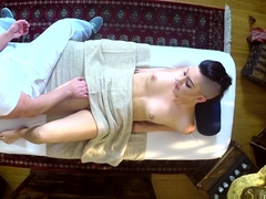 Exotic pornstars Rachael Madori, Eric Masterson, Rock Star in Amazing Brunette, Massage xxx video
