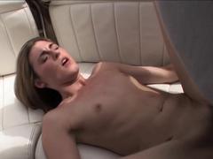 Amazing pornstar in Best Brunette, Hardcore adult clip