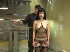 Crazy fetish, asian sex movie with incredible pornstars The Pope and Marica Hase from Kinkuniversi.