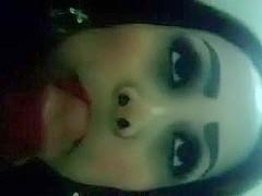 Arab Girl Randi Sucking Client Cock