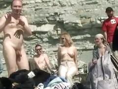 Sex on the Beach. Voyeur Video 50
