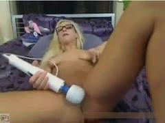 blonde creaming