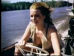 Claudia Jennings,Janit Baldwin in 'Gator Bait (1974)