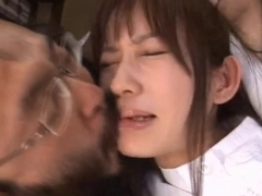 Mika Osawa Asian MILF is a crazy nurse