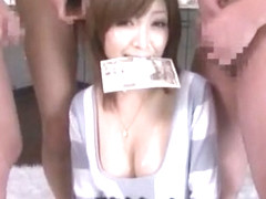 Crazy Japanese girl in Horny Facial, Big Tits JAV movie
