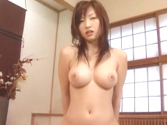Hottest Japanese whore in Exotic POV, Couple JAV video