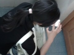 Real amateur japanese hidden piss voyeur vid