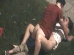 Voyeur Tapes Party Nubiles Fucking In Public