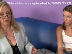 Hottest pornstar Claudia Downs in best blonde, facial xxx scene