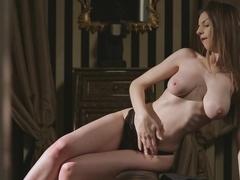Crazy pornstar in Exotic Big Tits, Masturbation adult clip
