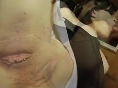 Exotic pornstars Tiffany Doll, Allison Wyte and Jordan Love in crazy creampie, compilation porn video