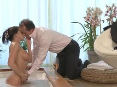 Incredible pornstars George, Maryann Walker in Best MILF, Big Tits porn clip