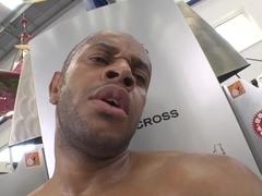 Exotic pornstars Cathy Heaven, Jordan Pryce in Incredible Interracial, Big Ass sex clip