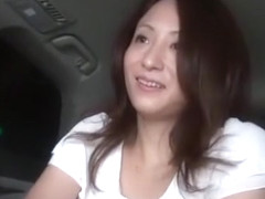 Amazing Japanese whore in Incredible Wife, Dildos/Toys JAV clip