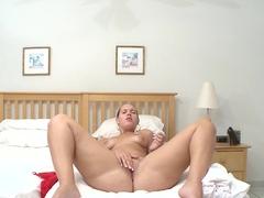 Crazy pornstar Nikki Stone in Horny Solo Girl, Masturbation adult movie