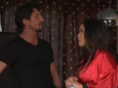 Exotic pornstar Jessica Bangkok in Best Handjobs, Massage sex scene