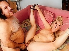 Joclyn Stone,Ron Jeremy in Your Mom's Hairy Pussy #14, Scene #04