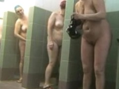 Hidden cam in shower - 2