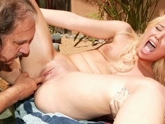 Parker Page in Sweet Parker Does Geezer - PornPros Video