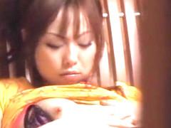 Incredible Japanese model Natsumi Horiguchi in Fabulous Voyeur, Masturbation/Onanii JAV video