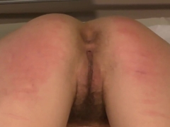 Fetish action video with Agata that gets beating by her gynecologist