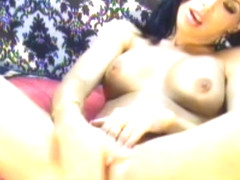busty tits flashed get wild with rub pussy cream sex