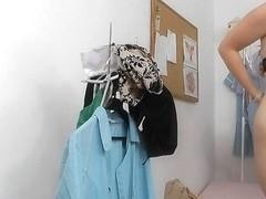 Hidden webcam in gyno check-up room