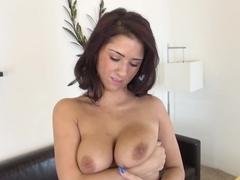 Horny pornstar Evi Fox in Amazing Masturbation, Big Ass adult scene