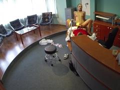 Fabulous pornstar in Hottest Medical, Brunette porn scene