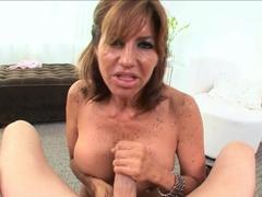 Amazing pornstar Tara Holiday in Incredible Blowjob, Big Tits porn clip