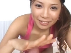 Best Japanese chick Tsubasa Aihara in Hottest POV JAV movie