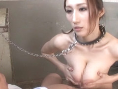 Hottest Japanese whore JULIA in Amazing handjobs, couple JAV video
