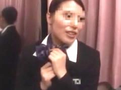 Exotic Japanese whore Reiko Asahina, Aoki Misora in Best Face Sitting, Blowjob/Fera JAV scene