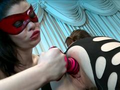 Amazing pornstars Samantha Bentley, Lucia Love in Best Fingering, Pornstars adult video