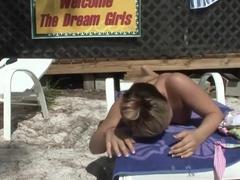 Best pornstar in amazing reality, outdoor adult scene