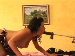 Crazy pornstar Bailey Brooks in best solo, anal porn clip
