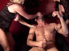 Exotic pornstar Alicia Rhodes in horny anal, brazilian sex movie