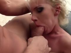 Incredible pornstar Bea Stiel in fabulous group sex, cumshots sex clip