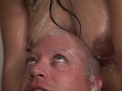 Best pornstar Jessica Bangkok in Incredible Facial, Blowjob adult video