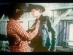 Vintage Homo Hillbilly Hardcore